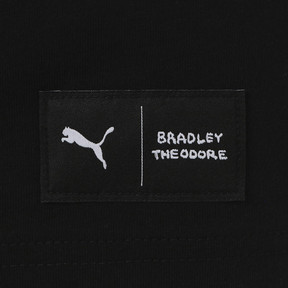 Thumbnail 6 of PUMA x BRADLEY THEODORE LS Tシャツ (長袖), Puma Black, medium-JPN