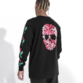 Thumbnail 3 of PUMA x BRADLEY THEODORE LS Tシャツ (長袖), Puma Black, medium-JPN