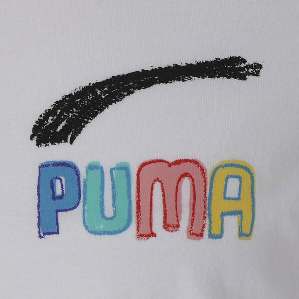 PUMA x BRADLEY THEODORE LS TEE, Puma White, large-JPN