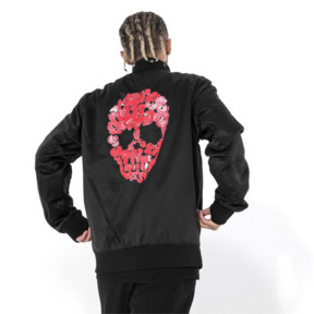 Thumbnail 5 of PUMA x BRADLEY THEODORE Reversible Bomber, Puma Black, medium