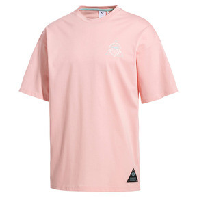 Thumbnail 1 of T-Shirt PUMA x DIAMOND pour homme, Peach Bud, medium