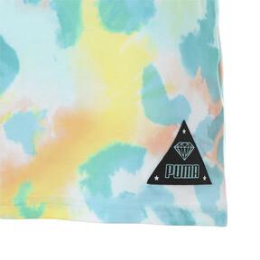Thumbnail 8 of PUMA x DIAMOND AOP Tシャツ, -Puma White, medium-JPN