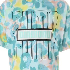 Thumbnail 9 of PUMA x DIAMOND AOP Tシャツ, -Puma White, medium-JPN