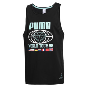 Thumbnail 1 of PUMA x DIAMOND Herren Tank-Top, Puma Black, medium