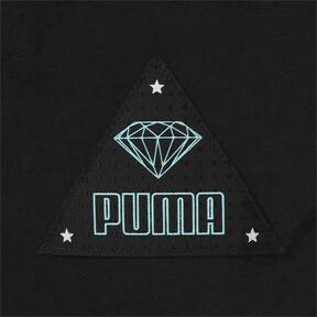 Thumbnail 6 of PUMA x DIAMOND ショーツ, Puma Black, medium-JPN