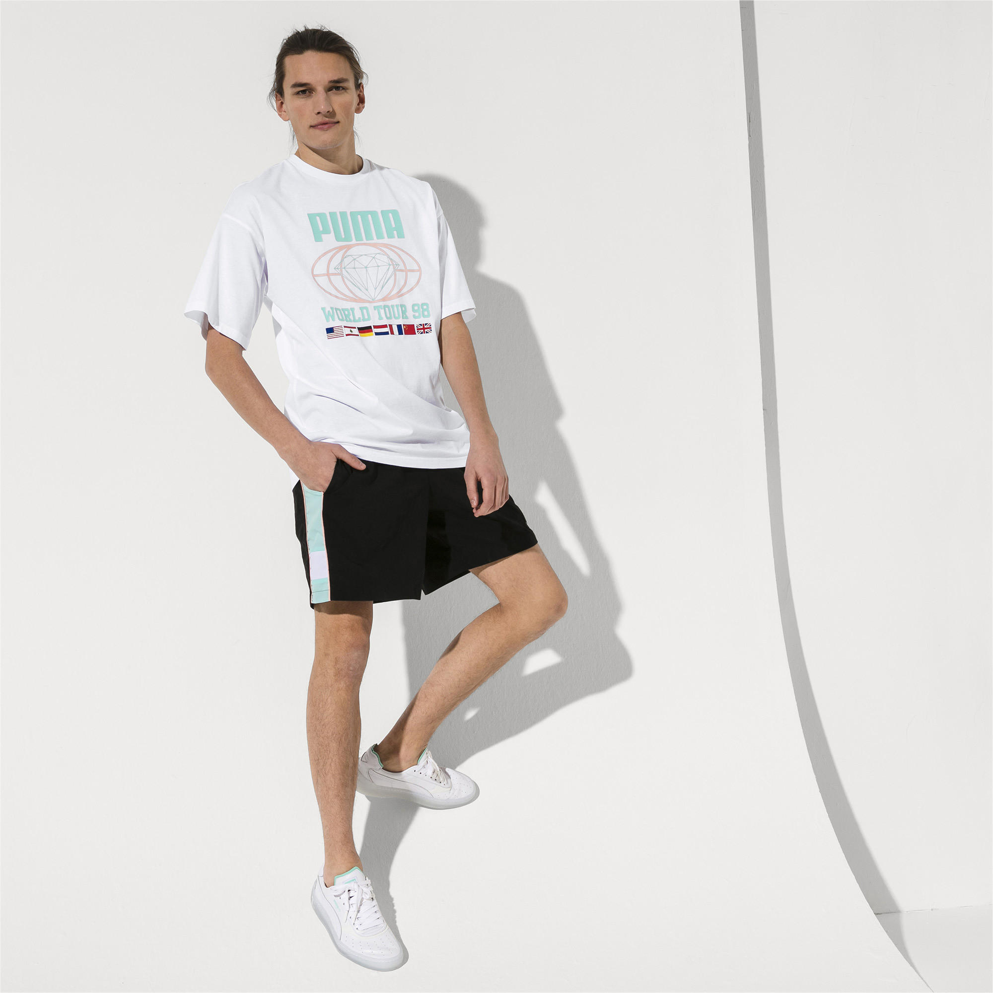 Image Puma PUMA x DIAMOND Men's Shorts #3