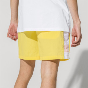 Thumbnail 3 of PUMA x DIAMOND Men's Shorts, Lemon Zest, medium