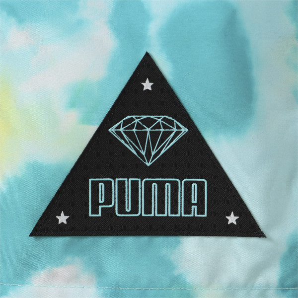 PUMA x DIAMOND ショーツ, -Puma White AOP, large-JPN