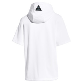 Thumbnail 5 of PUMA x DIAMOND Short Sleeve Men's Hoodie, Puma White, medium