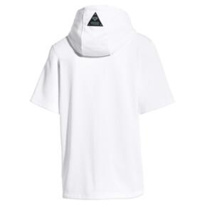Thumbnail 5 of PUMA x DIAMOND SUPPLY CO. Men's Short Sleeve Hoodie, Puma White, medium