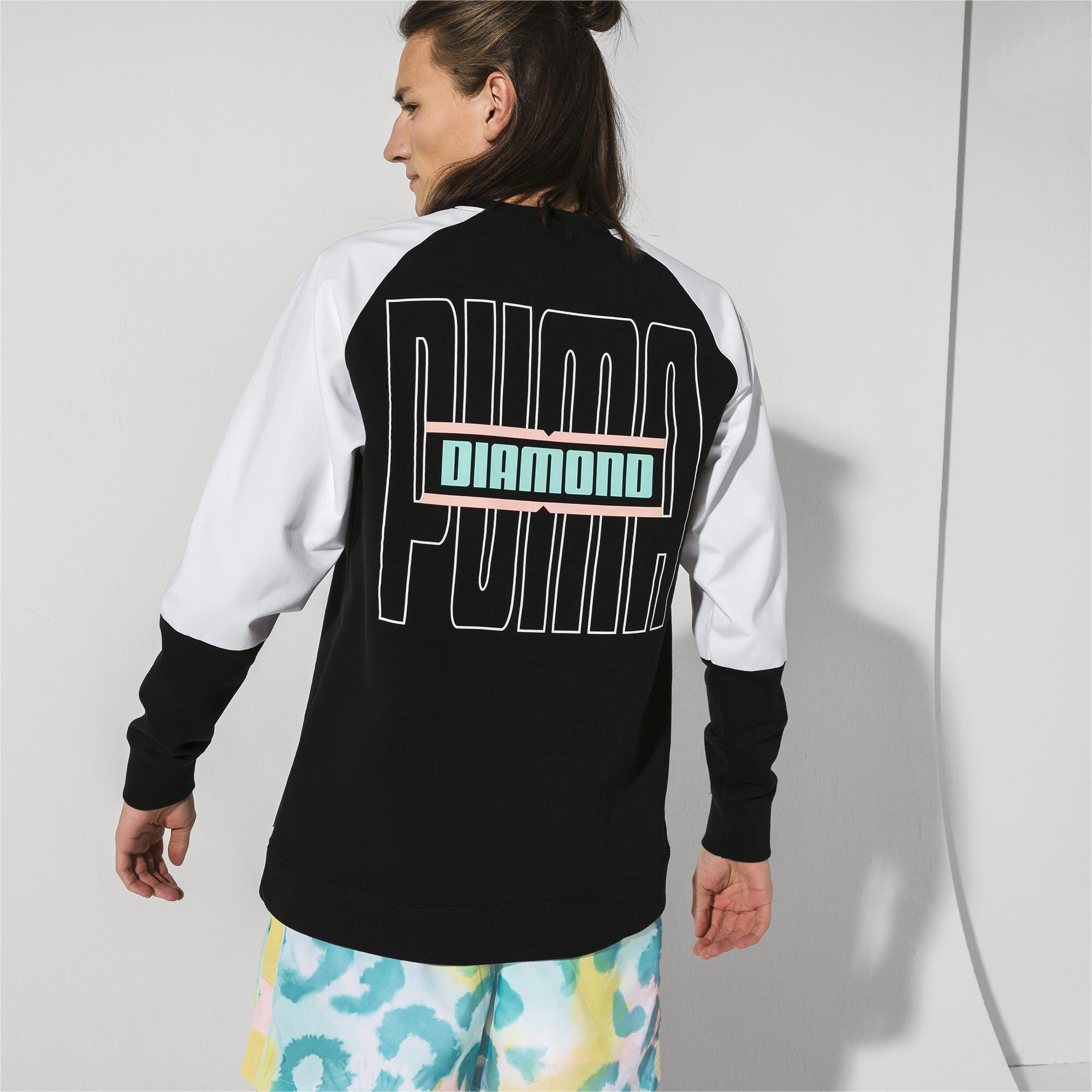 Image Puma PUMA x DIAMOND Crew Neck Pullover #2