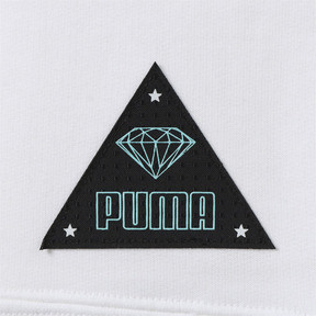 Thumbnail 6 of PUMA x DIAMOND クルースウェット, Puma White-AOP, medium-JPN