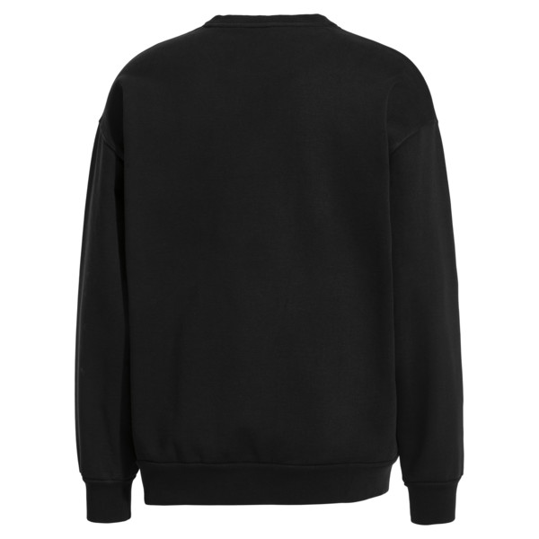 PUMA x HAN KJØBENHAVN Men's Sweater, Puma Black, large