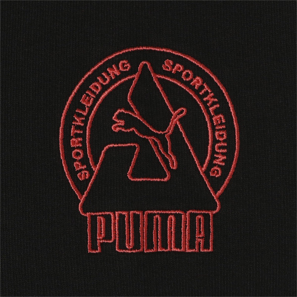 PUMA x HAN KJØBENHAVN クルースウェット, Puma Black, large-JPN