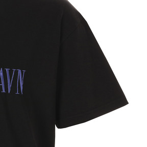 Thumbnail 8 of PUMA x HAN KJØBENHAVN Tシャツ, Puma Black, medium-JPN