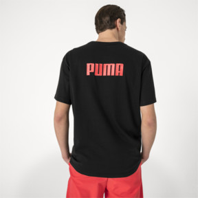 Thumbnail 3 of PUMA x HAN KJØBENHAVN Tシャツ, Puma Black, medium-JPN