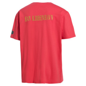 Thumbnail 4 of PUMA x HAN KJØBENHAVN Short Sleeve Men's Tee, Cayenne, medium