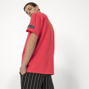 Miniaturka 3 Męska koszula z krótkim rękawem PUMA x HAN KJØBENHAVN, Kolor Cayenne, średnie