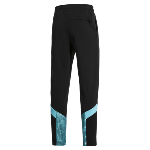 MCS POOL TRACK PANTS, Puma Black, large-JPN