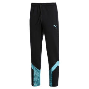 Thumbnail 1 of MCS POOL TRACK PANTS, Puma Black, medium-JPN