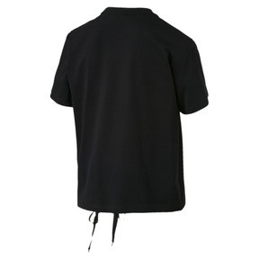 Thumbnail 4 of Crush Damen T-Shirt, Puma Black, medium