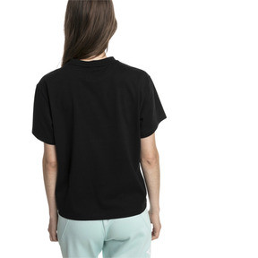 Thumbnail 3 of Crush Short Sleeve Women's Tee, Puma Black, medium
