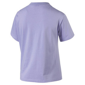 Thumbnail 4 of Crush Short Sleeve Women's Tee, Sweet Lavender, medium