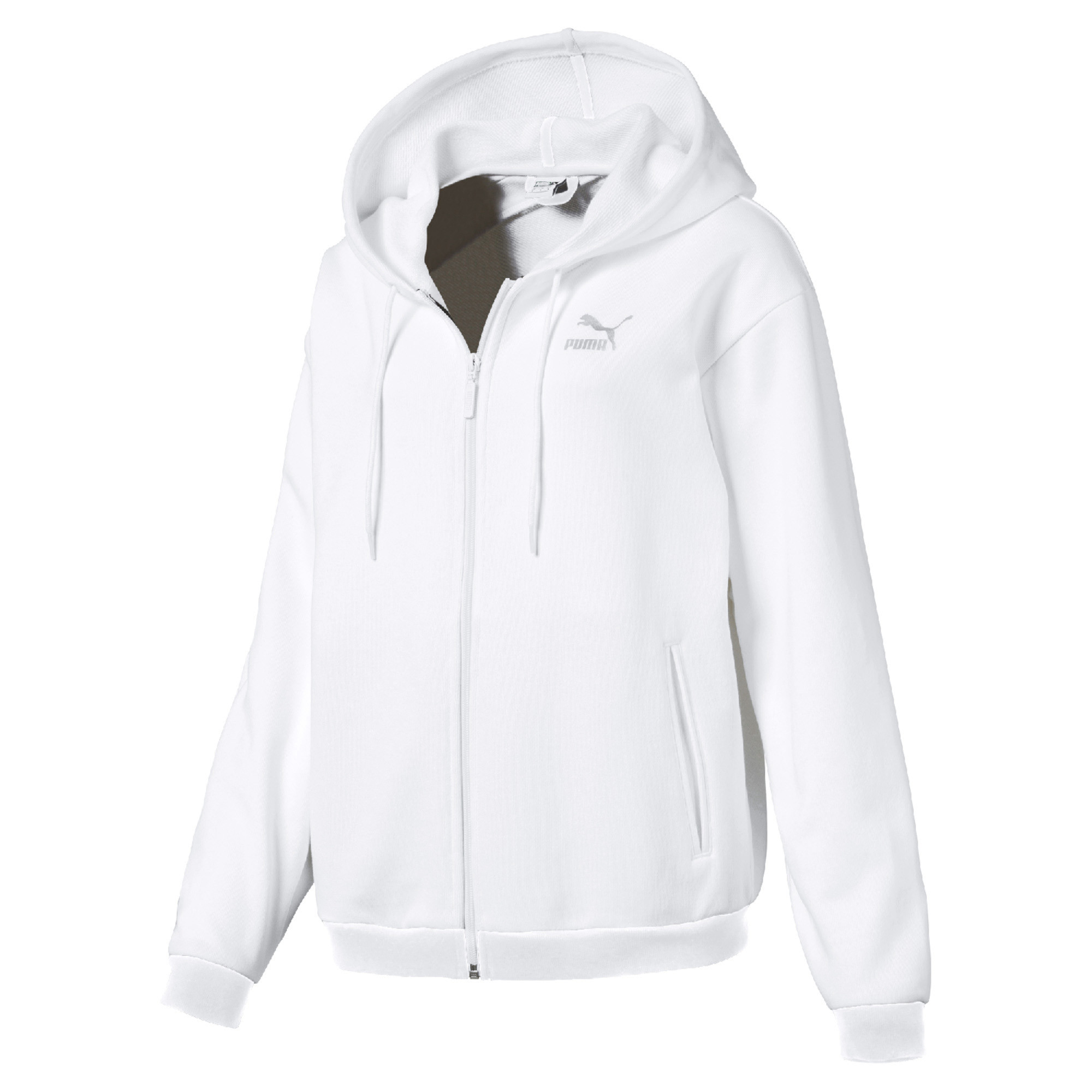 Image Puma Crush Full Zip Women's Hoodie #4