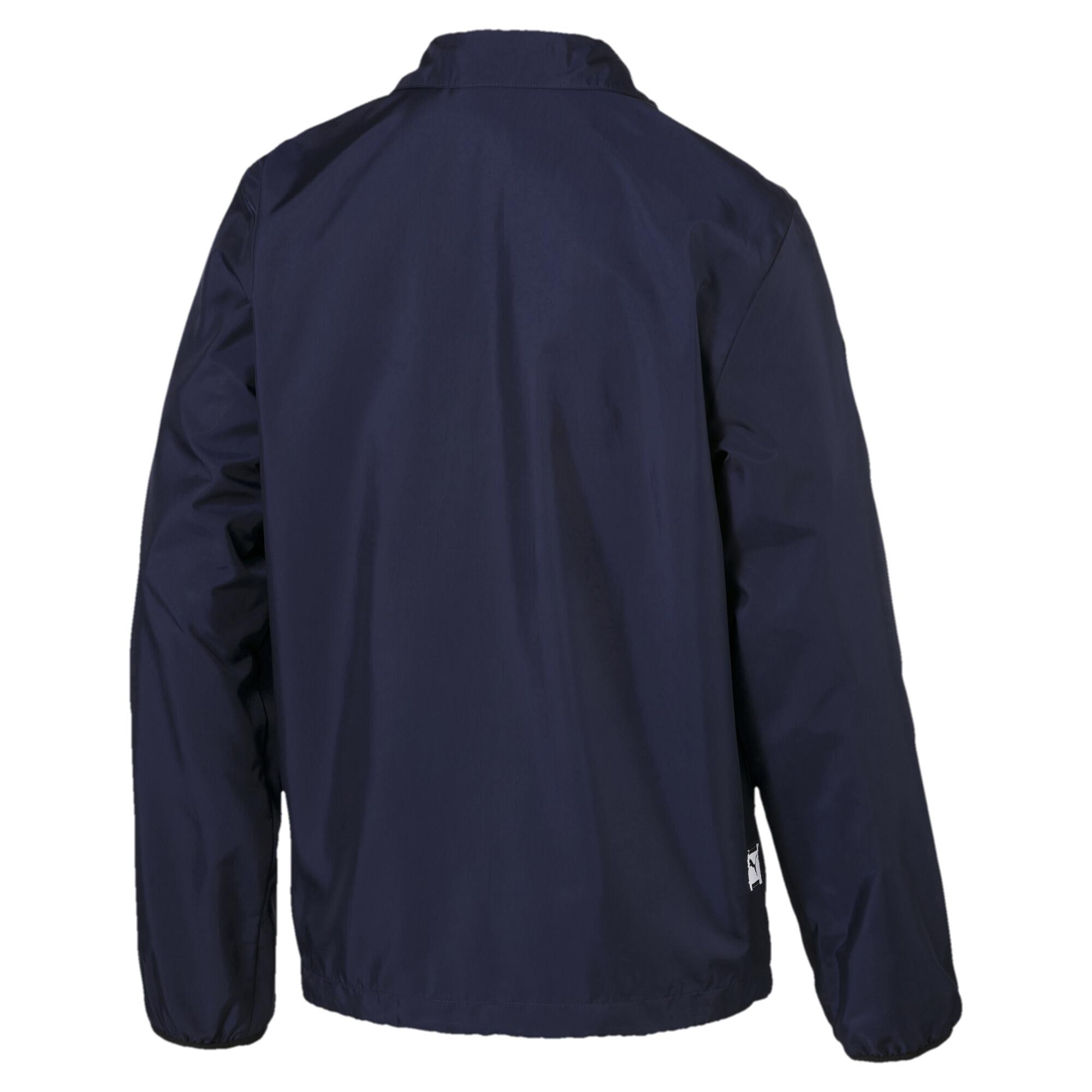 Image Puma Downtown Full Zip Men's Track Jacket #2
