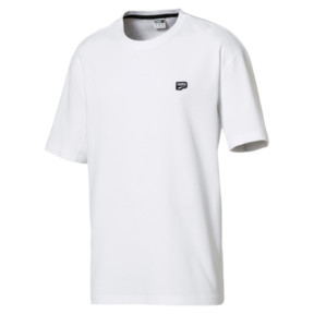 Thumbnail 5 of Downtown Men's Tee, Puma White, medium