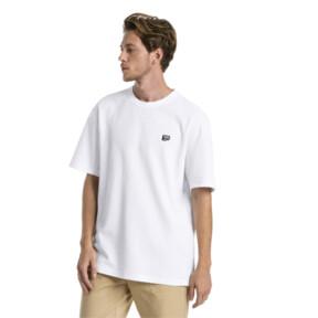 Imagen en miniatura 1 de Camiseta de hombre Downtown, Puma White, mediana