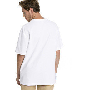 Thumbnail 2 of Downtown Men's Tee, Puma White, medium