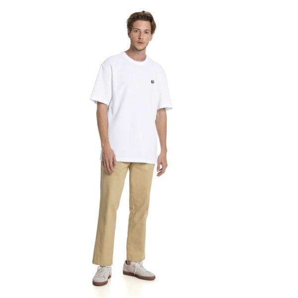 Camiseta de hombre Downtown, Puma White, grande