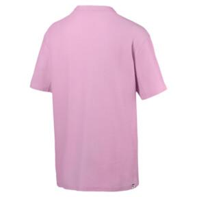Thumbnail 4 van Downtown T-shirt voor heren, Bleekroze, medium
