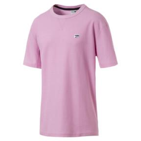 Thumbnail 1 van Downtown T-shirt voor heren, Bleekroze, medium