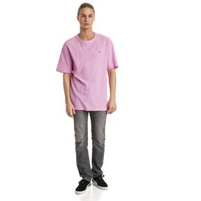 Thumbnail 5 van Downtown T-shirt voor heren, Bleekroze, medium