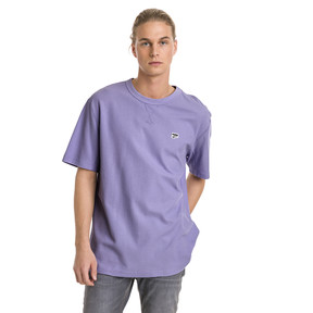 Thumbnail 2 of Downtown Men's Tee, Sweet Lavender, medium