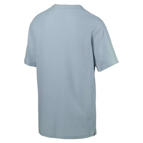 Camiseta de hombre Downtown, Light Sky, grande
