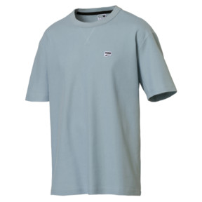Thumbnail 4 of Downtown Men's Tee, Light Sky, medium