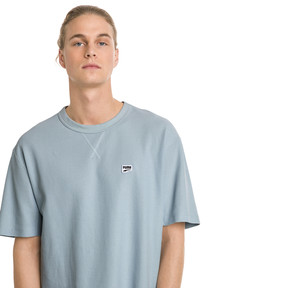 Thumbnail 1 of Downtown Men's Tee, Light Sky, medium