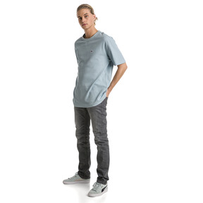 Thumbnail 3 of Downtown Men's Tee, Light Sky, medium