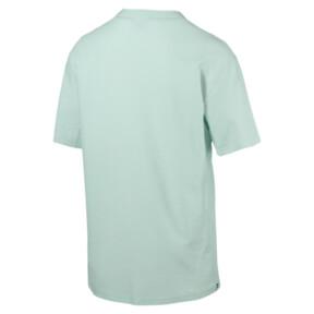Thumbnail 4 van Downtown T-shirt voor heren, Fair Aqua, medium