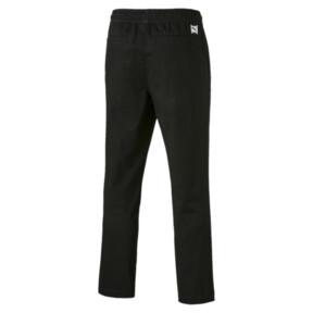 Thumbnail 5 of Downtown Men's Twill Pants, Cotton Black, medium