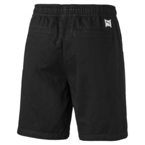 Thumbnail 5 of Downtown Herren Sweatshorts, Cotton Black, medium