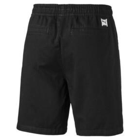 Thumbnail 5 of Downtown Men's Shorts, Cotton Black, medium