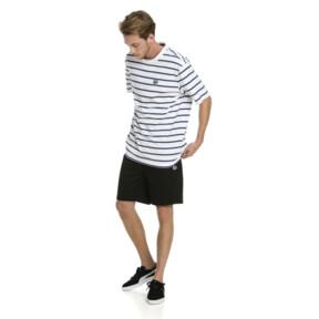 Thumbnail 3 of Downtown Men's Shorts, Cotton Black, medium