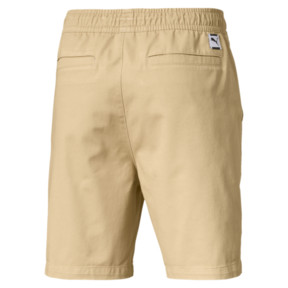 "Thumbnail 4 of Downtown 8"" Men's Sweat Shorts, Taos Taupe, medium"