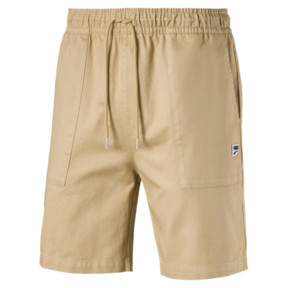 "Thumbnail 1 of Downtown 8"" Men's Sweat Shorts, Taos Taupe, medium"