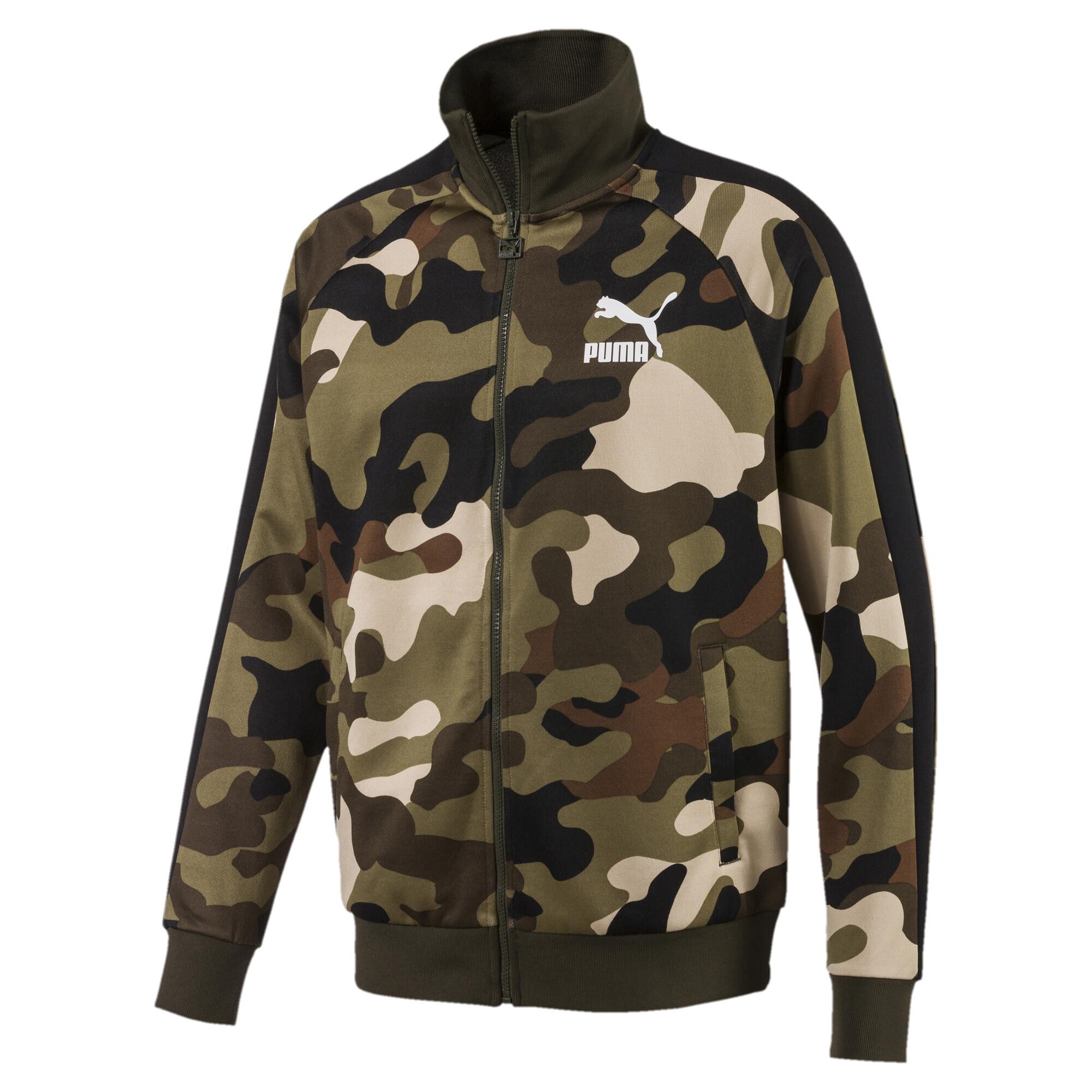 puma camouflage jacket Shop Clothing & Shoes Online