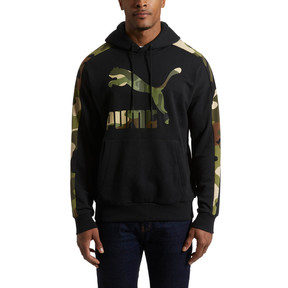 Thumbnail 2 of Wild Pack Hoodie, Puma Black, medium